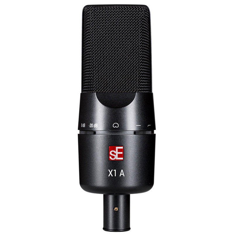 sE Electronics X1 A Condenser microphones