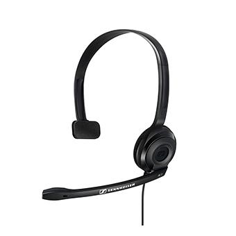 หูฟัง Sennheiser PC 2 CHAT headset is all-round family friendly