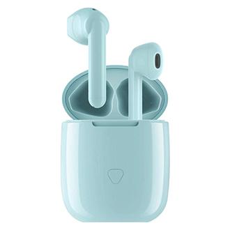หูฟังไร้สาย SOUNDPEATS Trueair Wireless Earbuds with Charging Case, Bluetooth 5.0 (Blue)