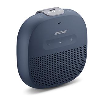 ลำโพงบลูธูท BOSE SoundLink Micro Bluetooth® speaker (Midnight Blue)
