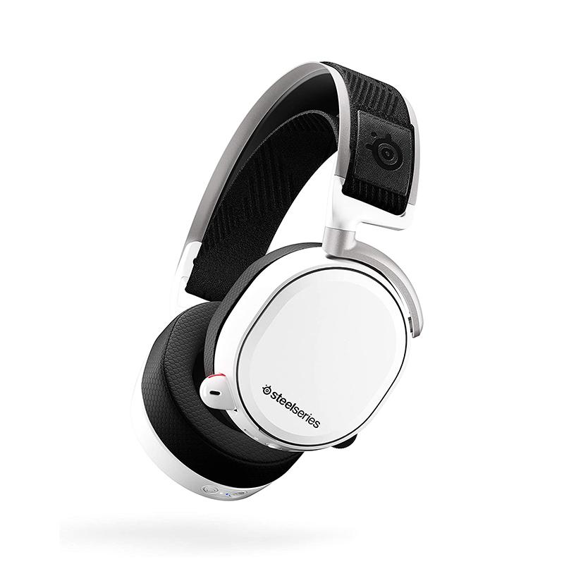 หูฟังเกมมิ่ง SteelSeries Arctis Pro Wireless (White)