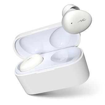 หูฟังไร้สาย Radius HP-E50BT Wireless earphone Bluetooth 5.0 (ฺMatte white)