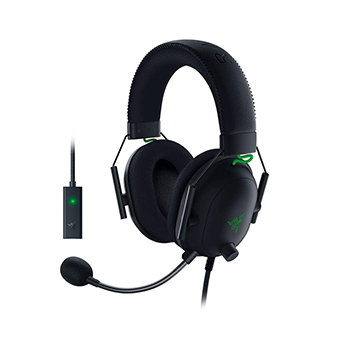 หูฟังเกม Razer BlackShark V2 Multi-platform headset with USB Sound Card