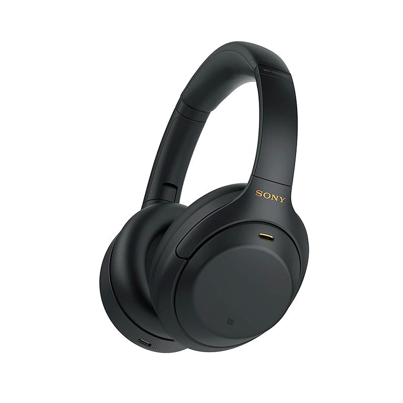 หูฟังไร้สาย Sony WH-1000XM4 Wireless Noise-Canceling Headphones (Black)