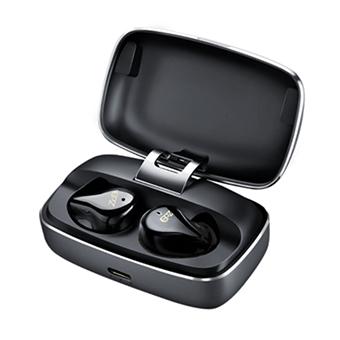 หูฟังไร้สาย EPZ S350 True Wireless Bluetooth 5.0 IPX7 (Black)