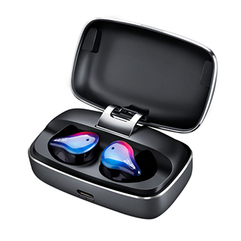 หูฟังไร้สาย EPZ S350 True Wireless Bluetooth 5.0 IPX7 (Flowing Light)