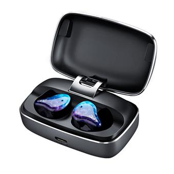 หูฟังไร้สาย EPZ S350 True Wireless Bluetooth 5.0 IPX7 (Ocean Blue)