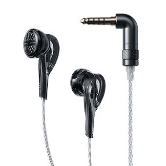หูฟัง Earbud FiiO EM5 Beryllium-coated Dynamic Driver