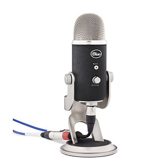 ไมค์ Blue Yeti Pro Studio All-In-One USB & XLR Microphone