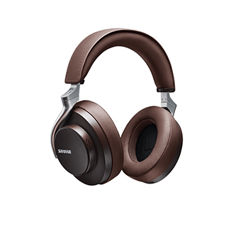 หูฟังไร้สาย Shure AONIC 50 Wireless Noise Cancelling Headphones (Brown)