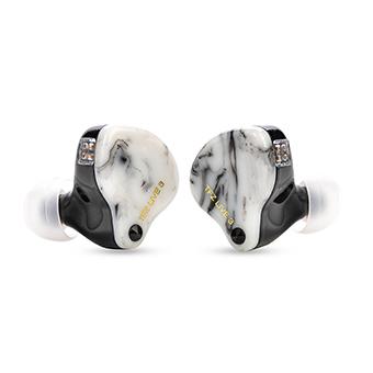 หูฟัง TFZ LIVE 3 HiFi In-ear Earphone Dual Magnetic Circuit Graphene Dynamic Driver (Neutral White)