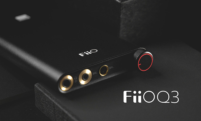 FiiO Q3 DAC/Amplifier สำหรับคอมพิวเตอร์ , มือถือ รองรับ PCM 768K/32Bit , DSD512 ราคา 4,990 บาท ประกันศูนย์ไทย 1 ปี