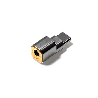 ตัวแปลง DD TC25B Type-C to 2.5mm