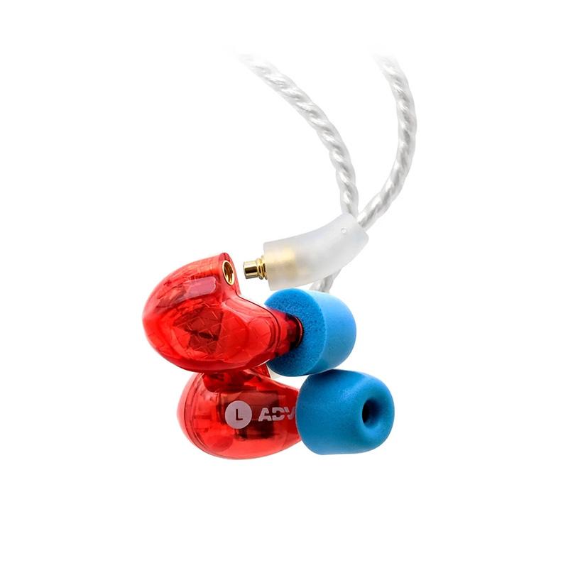 หูฟังมอนิเตอร์ ADV. MODEL 3 BA3 3-driver Bassist In-ear Monitors