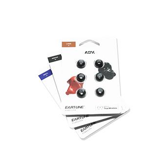 จุกโฟมอัพเกรดหูฟัง ADV. EARTUNE FIDELITY UF-TWS Replacement Foam TWS Ear Tips (L) (1 แพ็ค 3 คู่)