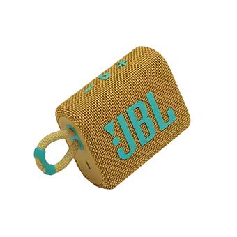 ลำโพงพกพา JBL GO 3 Portable Waterproof Speaker (Mustard Yellow)