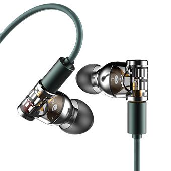 หูฟัง 2 ขั้ว DD JANUS E2020A Dual Socket Dynamic Driver