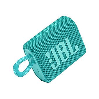 ลำโพงพกพา JBL GO 3 Portable Waterproof Speaker (Teal)