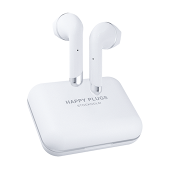 หูฟัง Happy Plugs AIR 1 PLUS EARBUD [White]