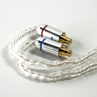 สายอัพเกรดหูฟัง Cryst Audio Silver Plated Copper 4X V2 (A2DC)