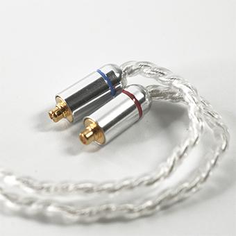 สายอัพเกรดหูฟัง Cryst Audio Silver Plated Copper 4X V2 (MMCX)