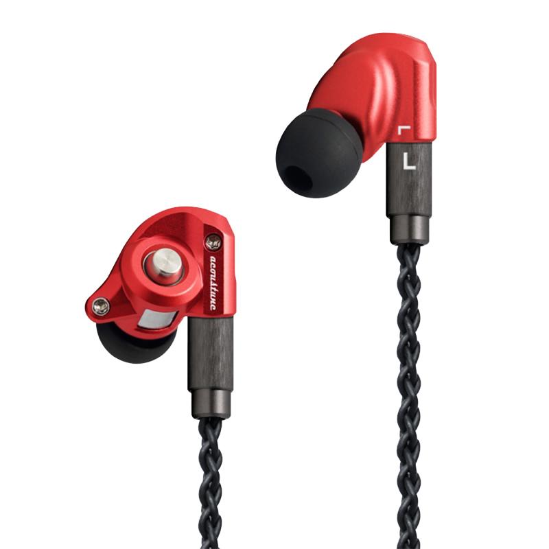 หูฟัง Acoustune HS1300SS (Rojo)