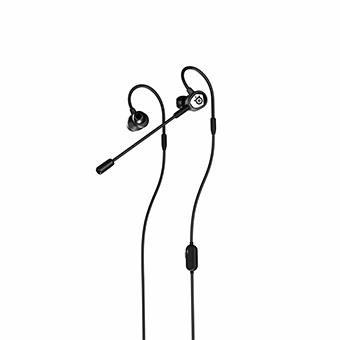 หูฟังเกม ถอดไมค์ได้ In-ear mobile gaming headset Steelseries TUSQ