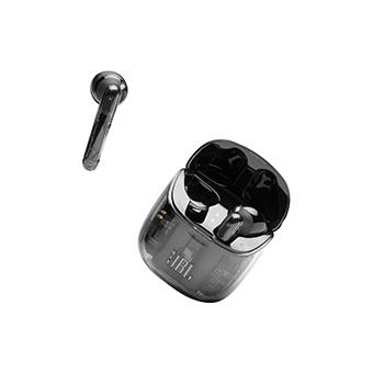 หูฟัง JBL T225 TWS true wireless Bluetooth stereo headset with mic and charging case Wireless Earbuds (Black)