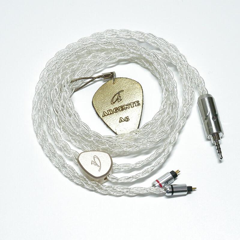สายอัพเกรด Ariane Audio Argente Pure Silver (Ag) (2PIN) Pre-Order