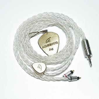 สายอัพเกรด Ariane Audio Argente Pure Silver (Ag) (2PIN)