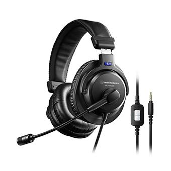 Audio-technica Ath-770xcom Sound Headset With Mic Set 770xcom