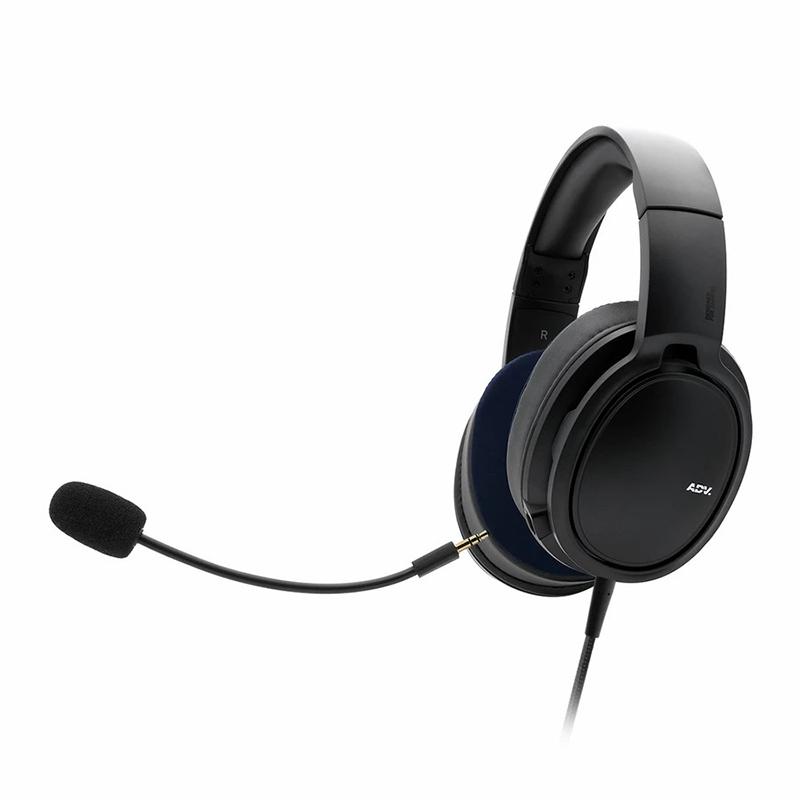 หูฟังเกม NSMO Nismo Over-ear Gaming Headset (2nd Gen) by ADV.