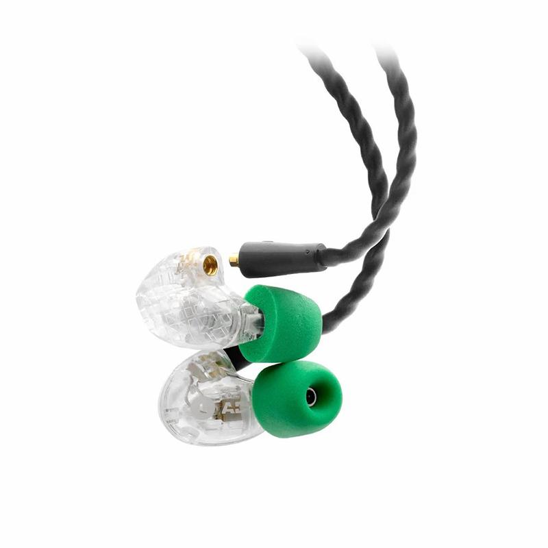 หูฟัง ADV. Model 3 MMCX In-ear Monitors Mobile Edition (Clear)