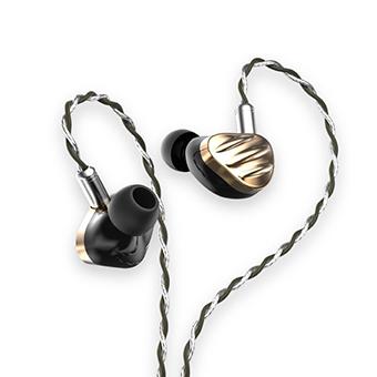 หูฟัง BGVP รุ่น NS9 Knowles Sonion 7BA+2DD Custom 9 Drivers (Gold)