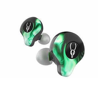หูฟังไร้สาย Sabbat G12 Elite True Wireless (Green Defend)