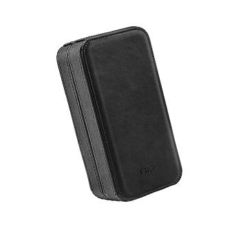 FiiO HB4 กระเป๋าหนังเก็บหูฟังหรือเครื่องเล่น ปรับแต่งช่องภายในได้ สามารถจัดวางได้ตามต้องการ