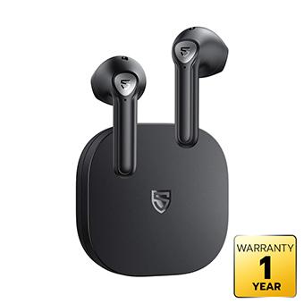 หูฟังไร้สาย SoundPeats TrueAir 2 True Wireless (Black) WARRANTY 1 YEAR