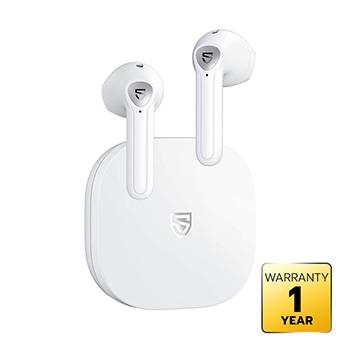 หูฟังไร้สาย SoundPeats TrueAir 2 True Wireless (White) WARRANTY 1 YEAR