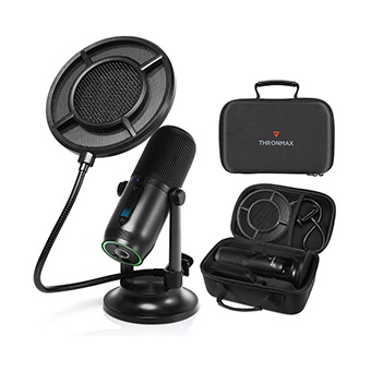 Thronmax MDrill One Pro USB Microphones KIT (M2P-B)