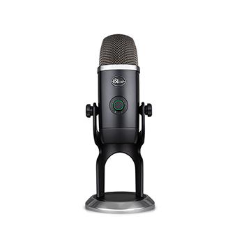 ไมโครโฟน Blue Yeti X Profession USB Microphone For Gaming, Streaming & Podcasting