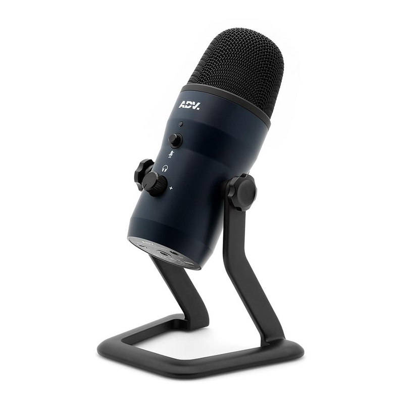 ADV CIRCUIT Multi-pattern USB Microphone