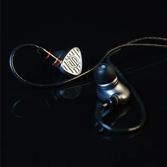 หูฟัง BGVP DN3 2 Drivers 1BA+1DD (Black 2.5 mm.)