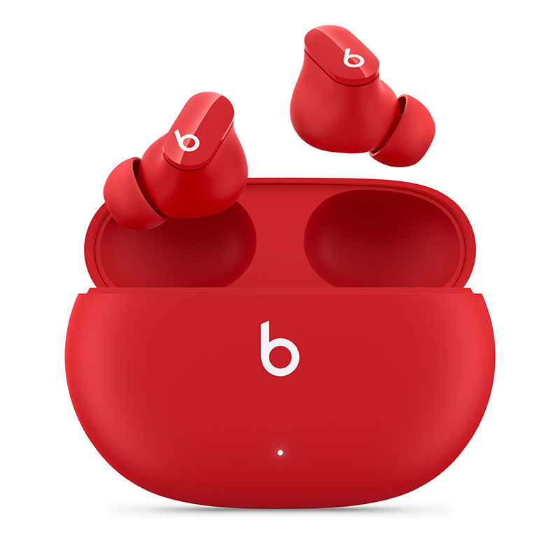 Beats Studio Buds True Wireless Noise Cancelling Earbuds (RED)
