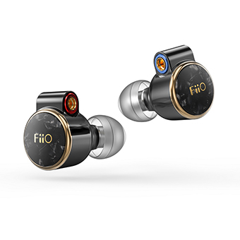 หูฟัง FiiO FD3 Dynamic DLC diamond diaphragm (ฺBlack)