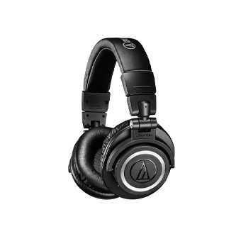 Audio Technica ATH-M50x BT2 Professional Bluetooth Monitor Headphones