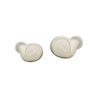 หูฟังไร้สาย Jabra Elite 7 Pro True Wireless ( สี GOLD BEIGE )