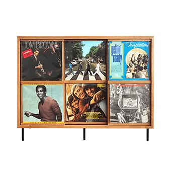 Gadhouse HAMPTON Record Console