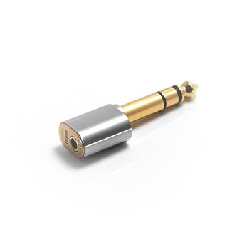 DD DJ65A แจ็คแปลง 3.5mm เป็น 6.35mm