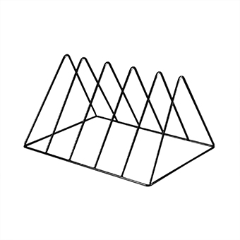 GADHOUSE Vinyl Rack (Iron Wire)