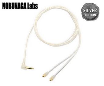 สายอัพเกรดหูฟัง NOBUNAGA Labs TR-SC1 Silver